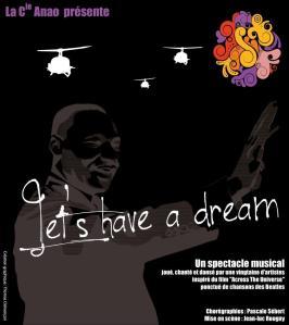 affiche let's have a dream